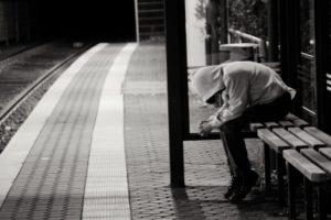 Selbstmord, Verzweiflung, Todesanzeigen, Freitod